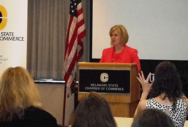 Delaware Senator Nicole Poore