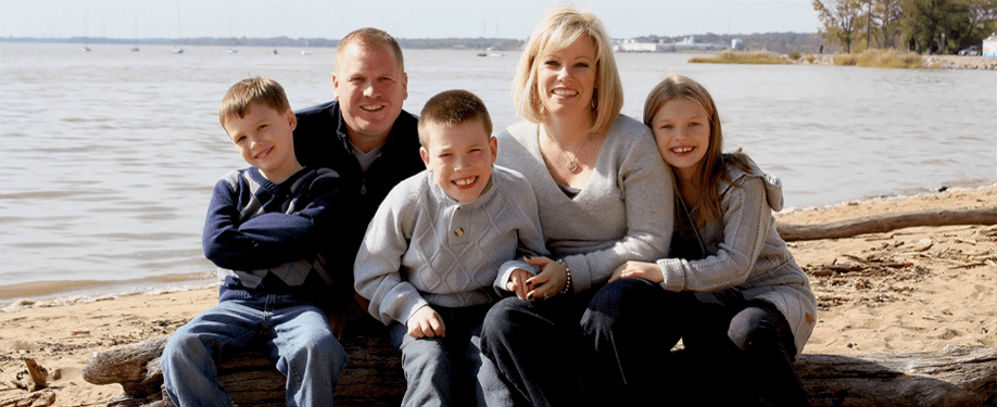 Nicole Poore Family - Delaware Senate District 12